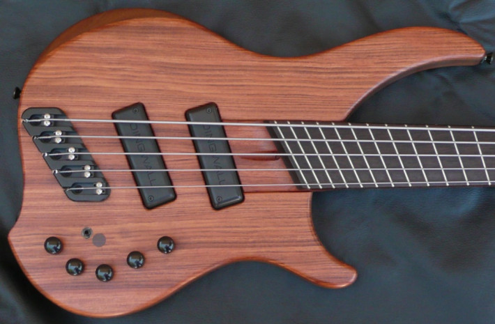 luthiers access group dingwall 5 string bass with petrounov 3 band preamp. Black Bedroom Furniture Sets. Home Design Ideas