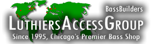 Luthier's Access Group logo