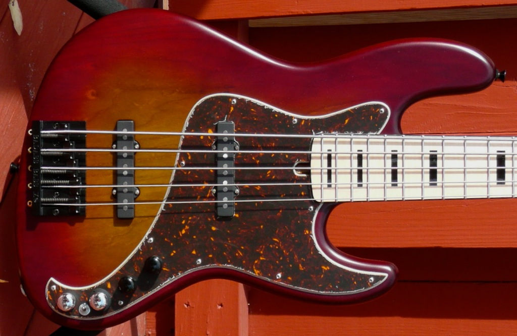 performance yb 5 bass guitar twilight burst another bass just like this one is on order. Black Bedroom Furniture Sets. Home Design Ideas