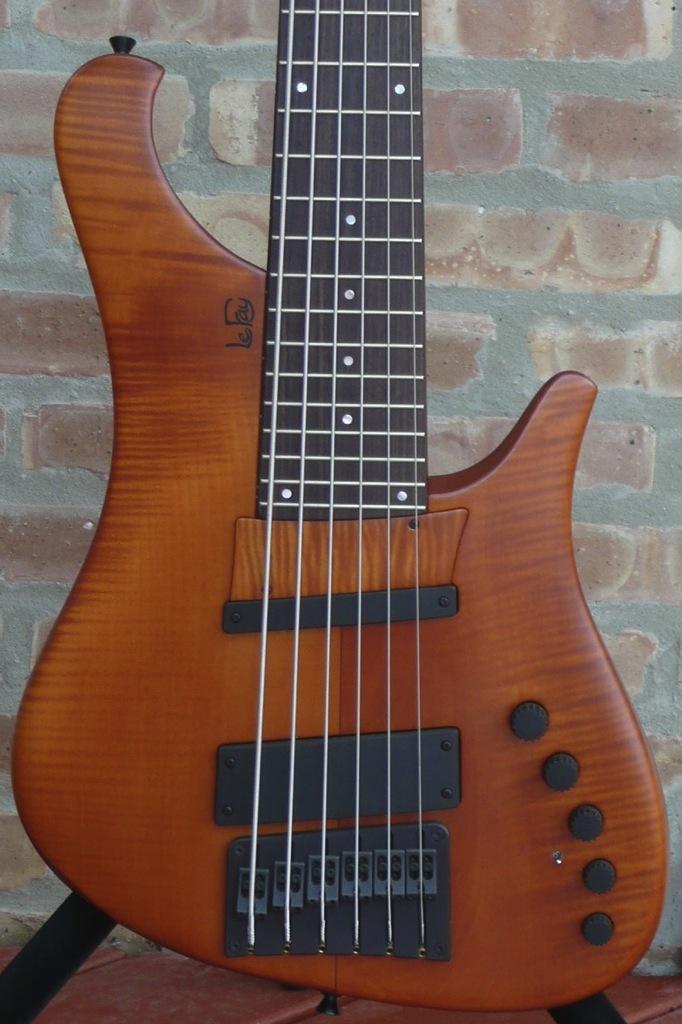 le fay singer 6 xxl custom bass guitar slap ramp n luthiers access group. Black Bedroom Furniture Sets. Home Design Ideas