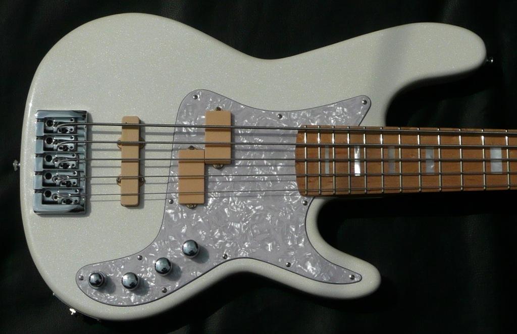 Carvin Pb5 Bass Guitar
