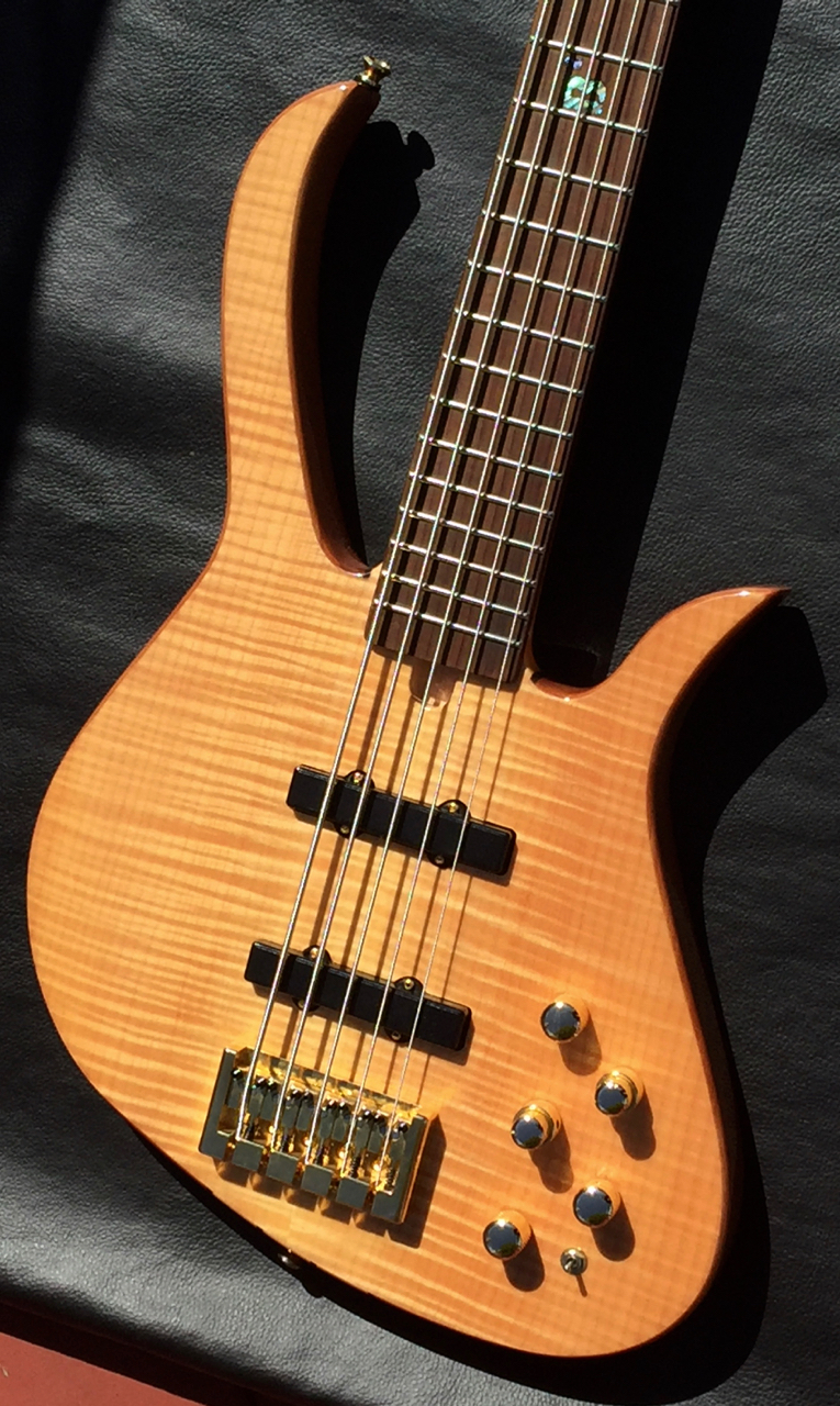 masters b2 brian bromberg bass guitar luthiers access group. Black Bedroom Furniture Sets. Home Design Ideas