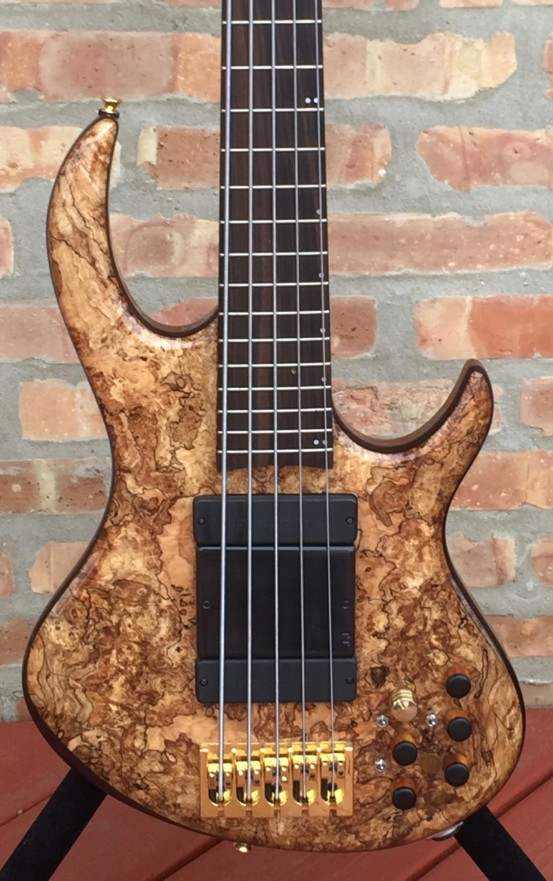 stambaugh 5 string bass guitar luthiers access group. Black Bedroom Furniture Sets. Home Design Ideas